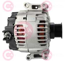 CAL15466 SIDE VALEO Type 12V 150Amp PR6
