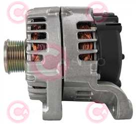 CAL15469 SIDE VALEO Type 12V 180Amp PR7