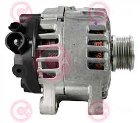 CAL15471 SIDE VALEO Type 12V 180Amp PFR6