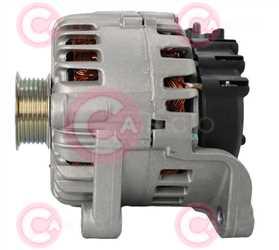 CAL15475 SIDE VALEO Type 12V 220Amp PR6
