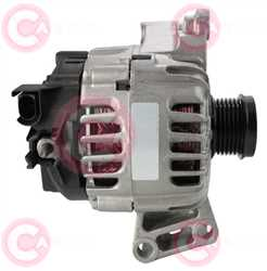 CAL15478 SIDE VALEO Type 12V 120Amp PFR6