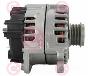 CAL15485 SIDE VALEO Type 12V 180Amp PR6