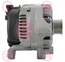 CAL15487 SIDE VALEO Type 12V 170Amp PR7