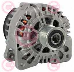 CAL15488 FRONT VALEO Type 12V 150Amp PFR7