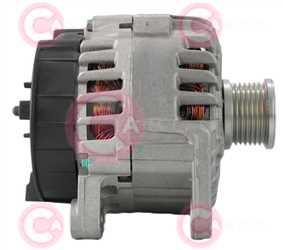 CAL15488 SIDE VALEO Type 12V 150Amp PFR7