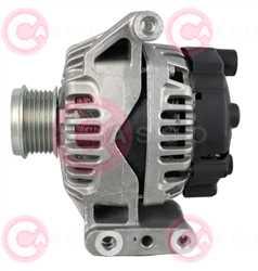 CAL15489 SIDE VALEO Type 12V 120Amp PFR6
