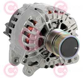 CAL15594 FRONT VALEO Type 12V 140Amp PFR6