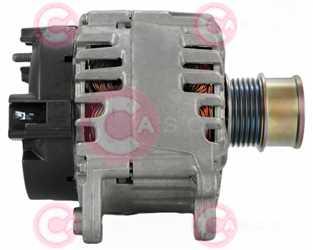 CAL15594 SIDE VALEO Type 12V 140Amp PFR6