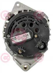 CAL15602 BACK VALEO Type 24V 80Amp