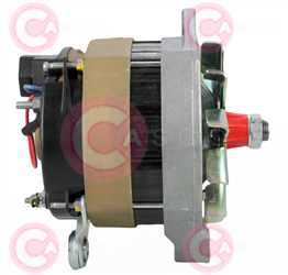 CAL15604 SIDE VALEO Type 24V 60Amp