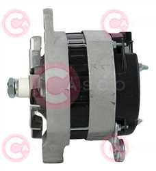 CAL15611 SIDE VALEO Type 24V 65Amp DP2