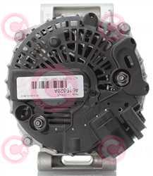CAL15A09 BACK VALEO Type 12V 150Amp PFR6
