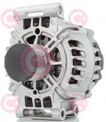 CAL15A09 FRONT VALEO Type 12V 150Amp PFR6