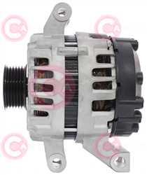 CAL15A16 SIDE VALEO Type 12V 150Amp PR6