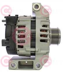 CAL15A17 SIDE VALEO Type 12V 150Amp PFR6