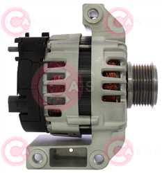 CAL15A18 SIDE VALEO Type 12V 150Amp PFR7