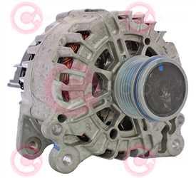 CAL15A23 FRONT VALEO Type 12V 140Amp PFR6