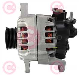 CAL20105 SIDE HITACHI Type 12V 80Amp PR6