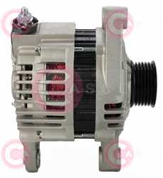 CAL20116 SIDE HITACHI Type 12V 65Amp PR6