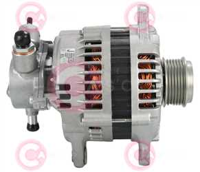 CAL20136 SIDE HITACHI Type 12V 100Amp PFR6