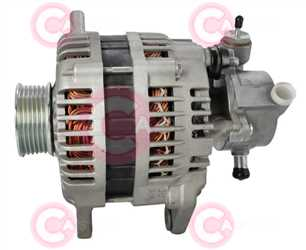 CAL20208 SIDE HITACHI Type 12V 110Amp PFR6
