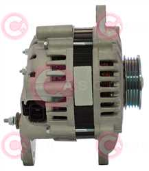 CAL20254 SIDE HITACHI Type 12V 90Amp PR4