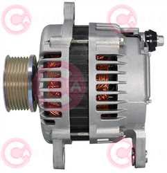 CAL20258 SIDE HITACHI Type 12V 110Amp PR7