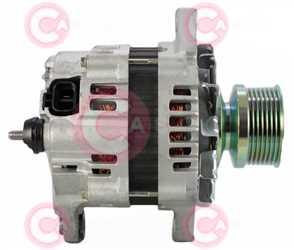 CAL20610 SIDE HITACHI Type 24V 50Amp PR7