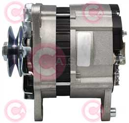 CAL21225 SIDE LETRIKA Type 12V 70Amp PV1