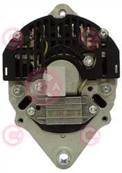 CAL21242 BACK LETRIKA Type 12V 65Amp PV1