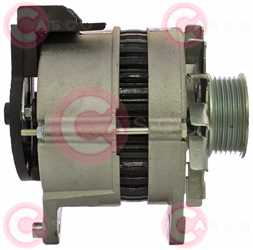 CAL25127 SIDE LUCAS Type 12V 70Amp PR6