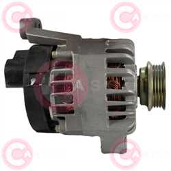 CAL30158 SIDE MARELLI Type 12V 65Amp PR4