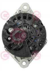 CAL30163 BACK MARELLI Type 12V 120Amp PFR6