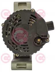 CAL30174 BACK MARELLI Type 12V 75Amp PFR7