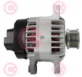 CAL30227 SIDE MARELLI Type 12V 90Amp PFR6