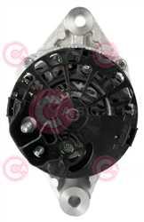 CAL30233 BACK MARELLI Type 12V 120Amp PFR6