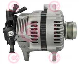 CAL32137 SIDE MANDO Type 12V 85Amp PFR5