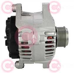 CAL32175 SIDE MANDO Type 12V 110Amp PR6
