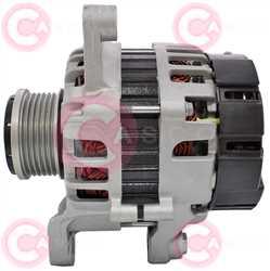CAL32200 SIDE MANDO Type 12V 70Amp PFR6