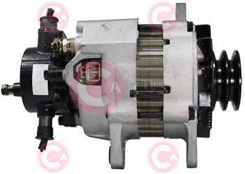 CAL32603 SIDE MANDO Type 24V 70Amp DP2