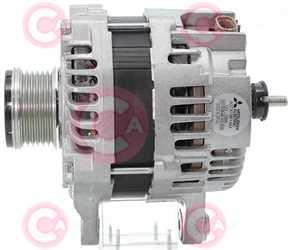 CAL35389 SIDE MITSUBISHI Type 12V 150Amp PFR6