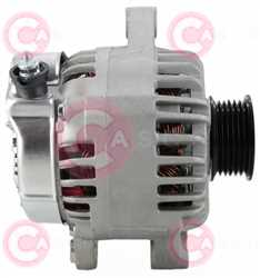 CAL40163 SIDE DENSO Type 12V 90Amp PR6