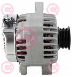 CAL40163 SIDE DENSO Type 12V 90Amp PR6