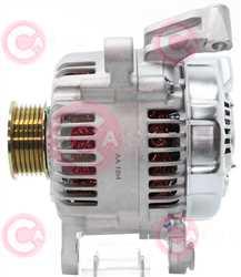CAL40275 SIDE DENSO Type 12V 132Amp PR6
