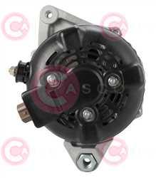 CAL40279 BACK DENSO Type 12V 100Amp PR6