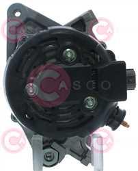 CAL40304 BACK DENSO Type 12V 80Amp PR6