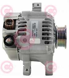 CAL40460 SIDE DENSO Type 12V 80Amp PR5