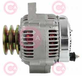 CAL40475 SIDE DENSO Type 12V 120Amp