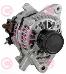CAL40487 FRONT DENSO Type 12V 80Amp PFR4