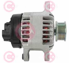 CAL40488 SIDE DENSO Type 12V 105Amp PR6